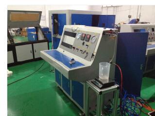钢瓶内测法水压试验机|气瓶内测法水压测试台|膨胀量测试装置