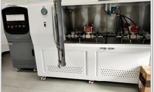 冷水板流量流阻测试台|冷水接头流量流阻试验机(测试原理)