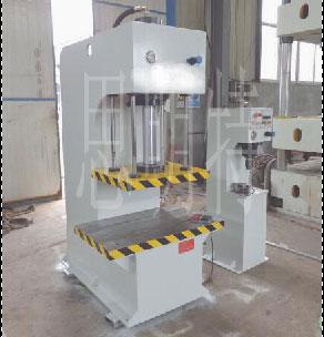 波纹管立式成型水压试验机的技术参数 波纹管成型水压机