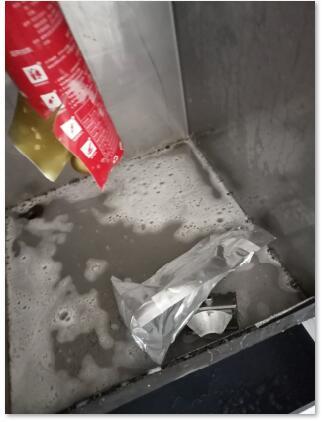 填缝剂气雾罐水压爆破试验机|膨胀胶气雾罐变形爆破机