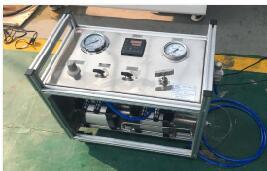 便携式笔记本水压试验机|便携式水压试压注入泵