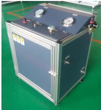 充装软管压力检测设备|充装管水压测试台|充装软管试验台