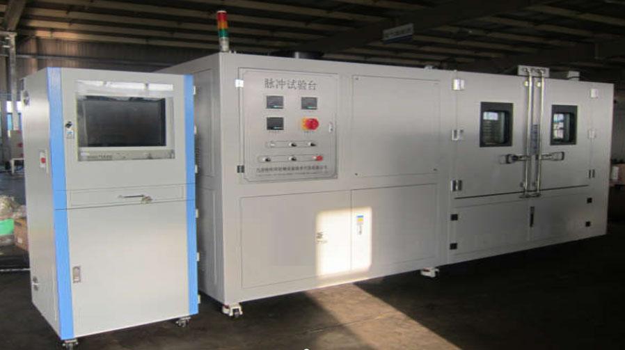 PVC管压力脉冲试验机|PU管脉冲疲劳测试台