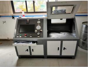 过滤器过滤效率测试台-过滤器吸附效率检测台