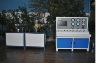 液压强度试验机的工作原理是什么
