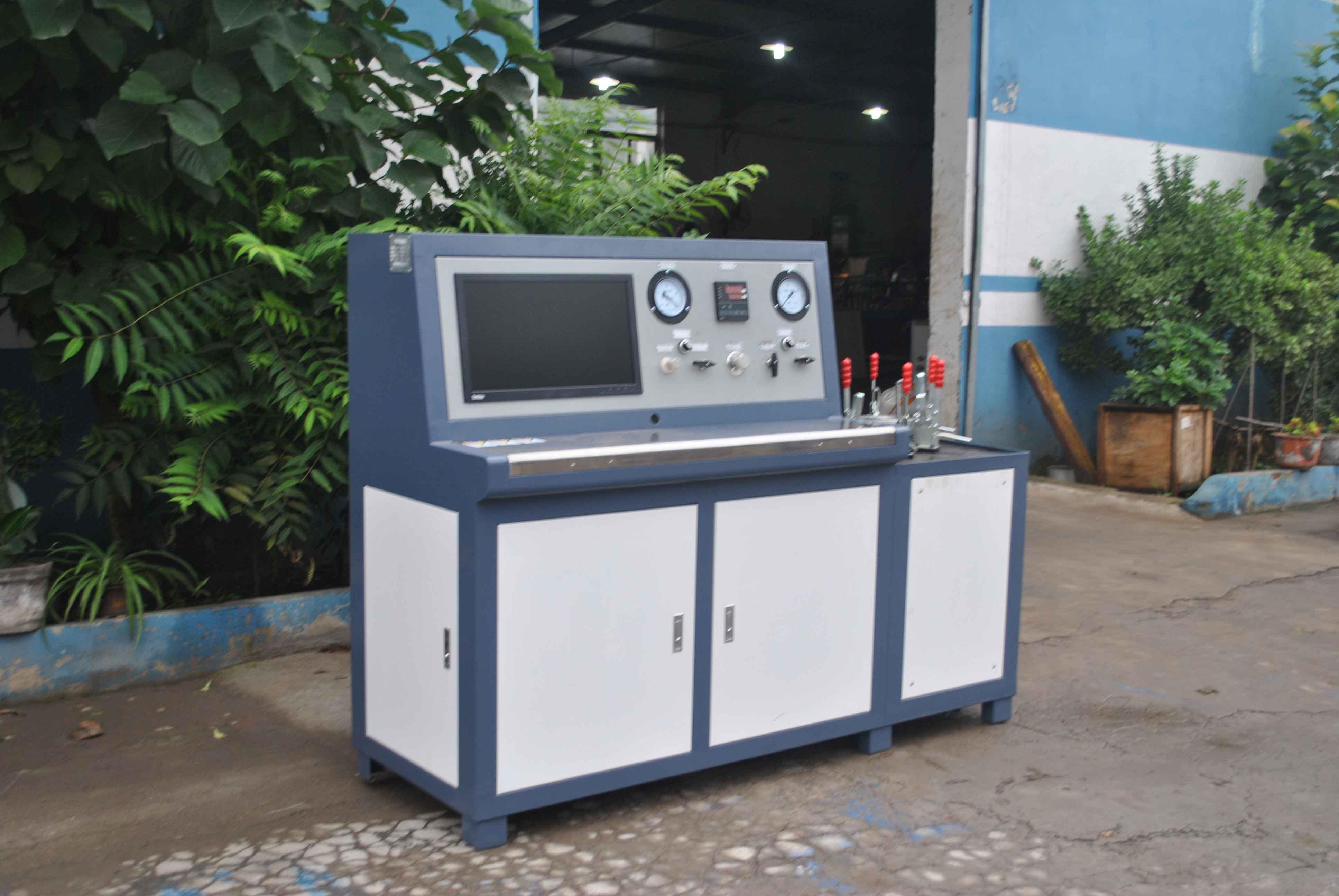 压力释放阀测试台-变压器释放阀试验台