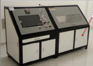 进气软管真空负压试验机-低压软管负压试验机