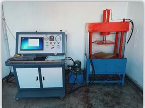 防爆执行器壳体水压试验机|防爆外壳水压试验机